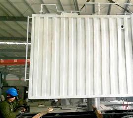 潍坊集装箱污水处理设备