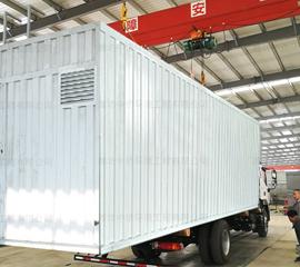 新疆集装箱污水处理设备