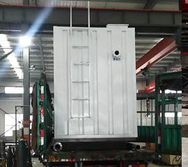 晋中集装箱一体化污水处理设备