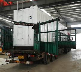 葡萄酒集装箱一体化污水处理设备
