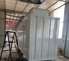 上海集装箱一体化污水处理设备
