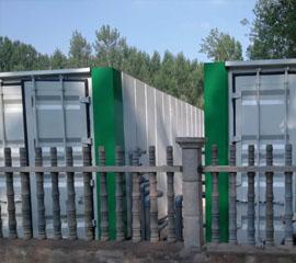 阳泉集装箱一体化污水处理设备