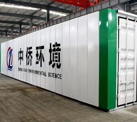 永州集装箱一体化污水处理设备