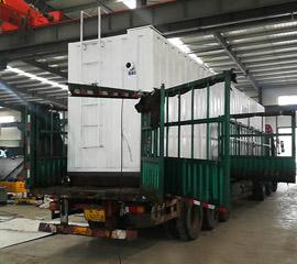 养猪场集装箱一体化污水处理设备