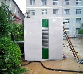 无锡市集装箱一体化污水处理设备