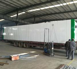 300t集装箱一体化污水工程设计方案