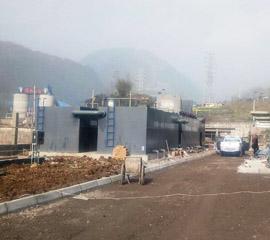 陕西咸阳一体化污水处理设备安装