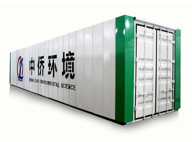 出口贸易集装箱一体化污水处理设备