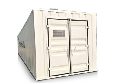 智慧型全自动集装箱一体化污水处理