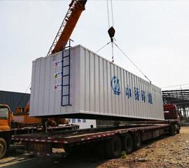 应急工程集装箱一体化污水处理设备