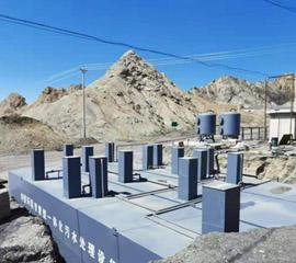 新农村生活污水一体化污水处理设备