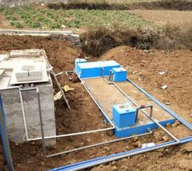 河北村镇地埋式一体化污水处理设备