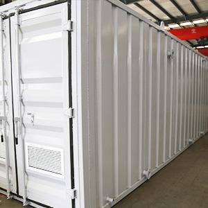 集装箱一体化污水处理设备安装