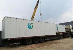 青海集装箱污水处理设备